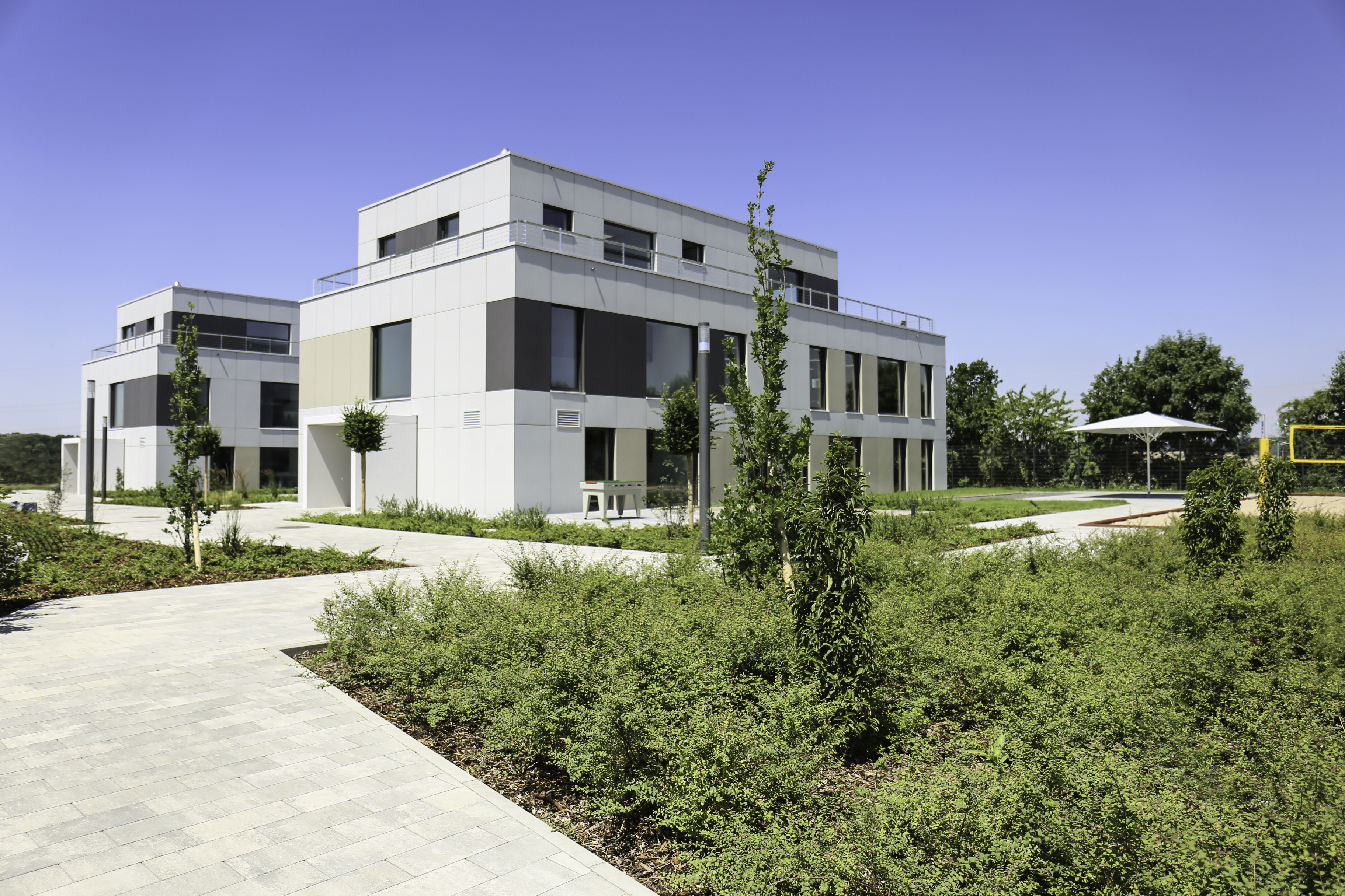 Gebäudekomplex InnoSenT GmbH in Donnersdorf