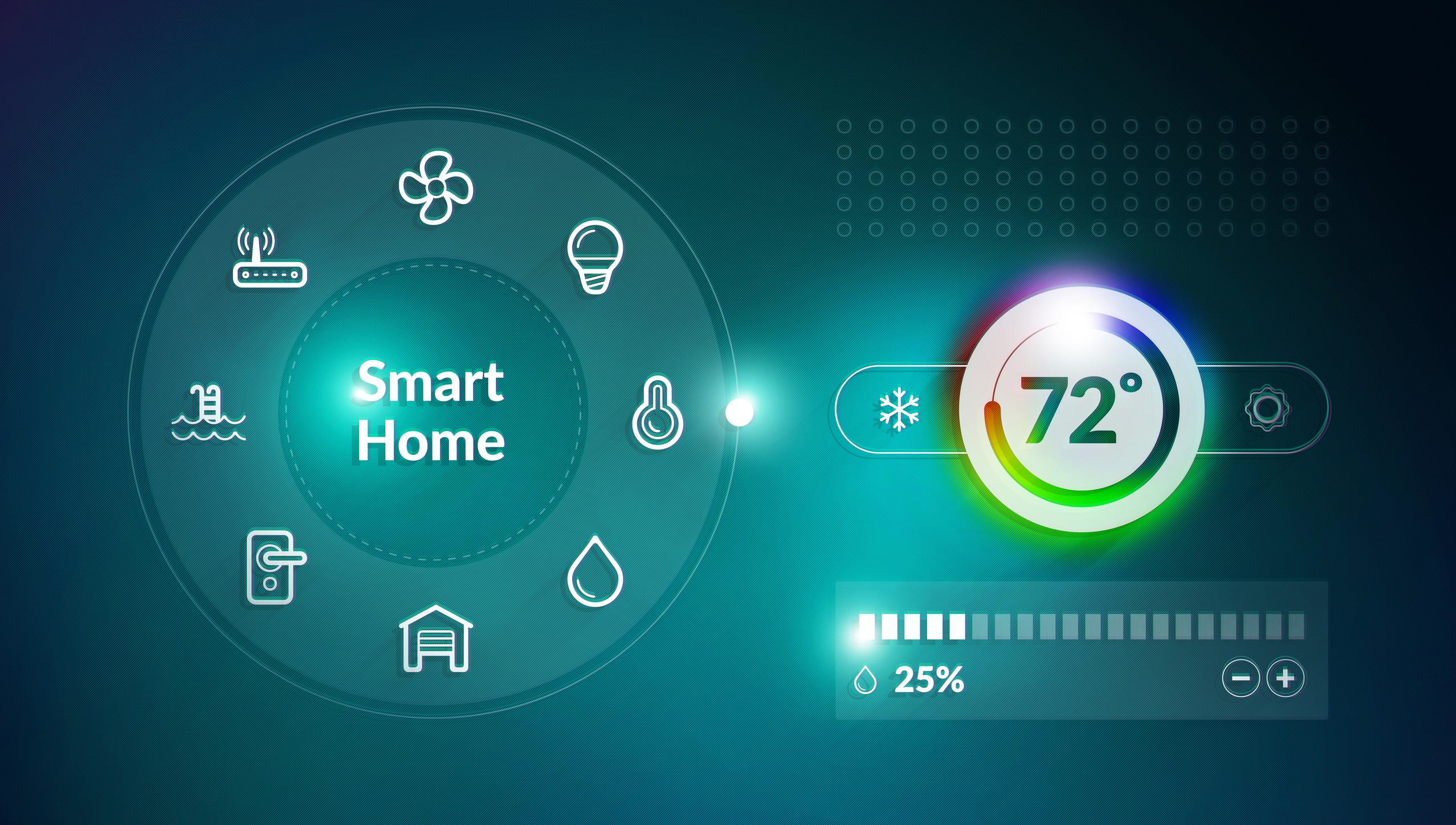 f r das smarte eigenheim automatisierung mit radarsensoren. Black Bedroom Furniture Sets. Home Design Ideas