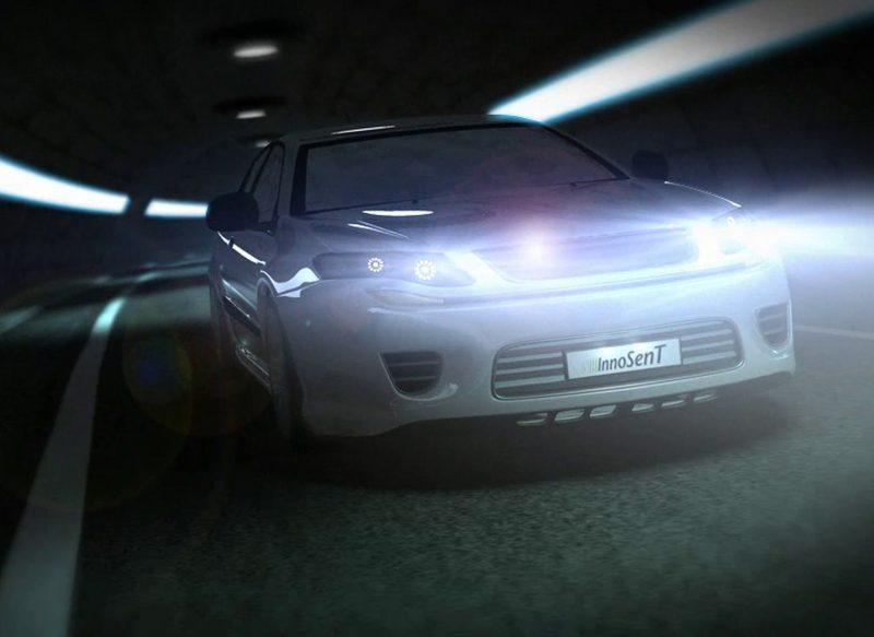 Automotive radar sensors by InnoSenT