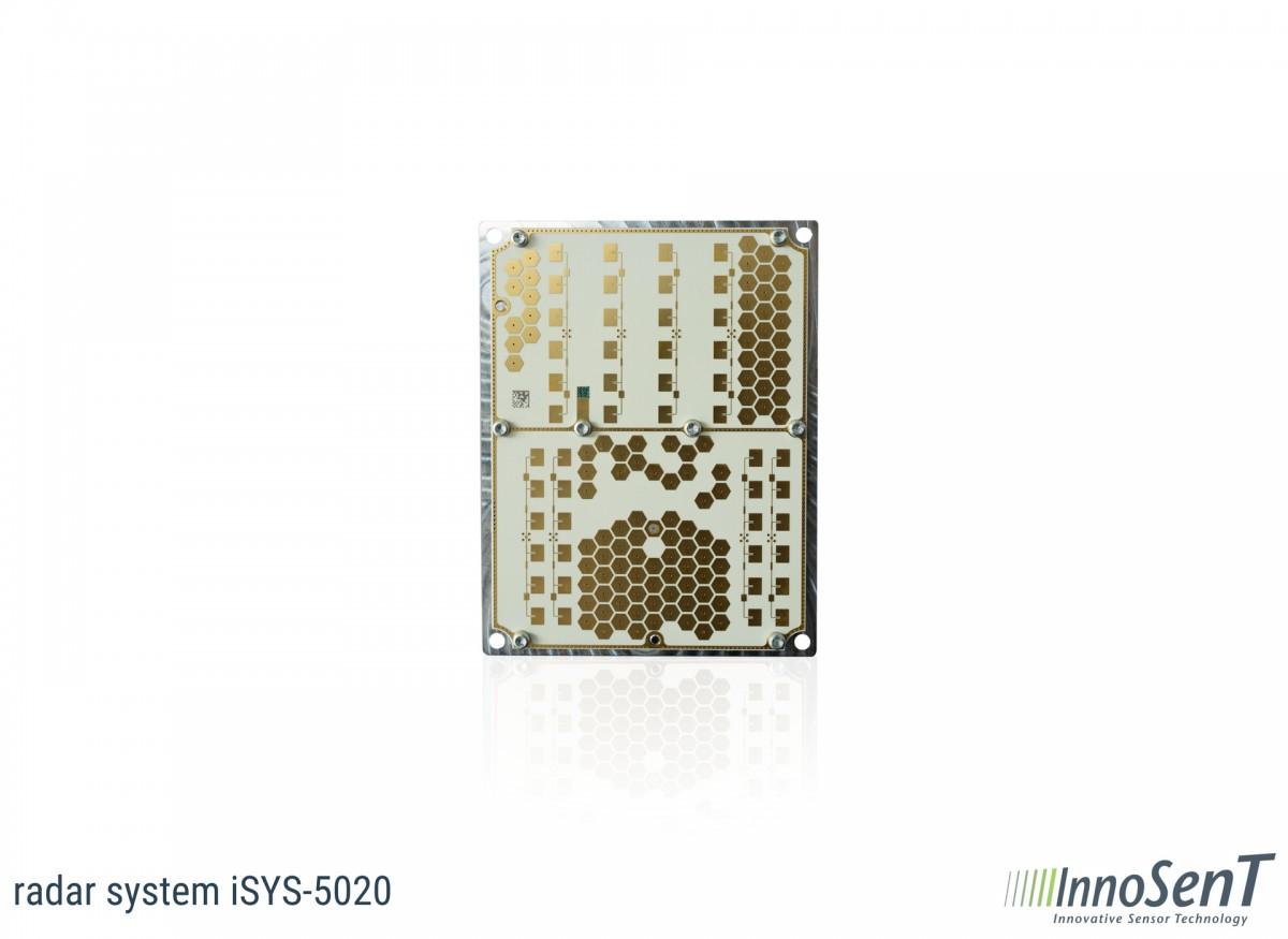 radar system iSYS-5020