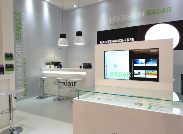InnoSenT at the electronica 2018 review