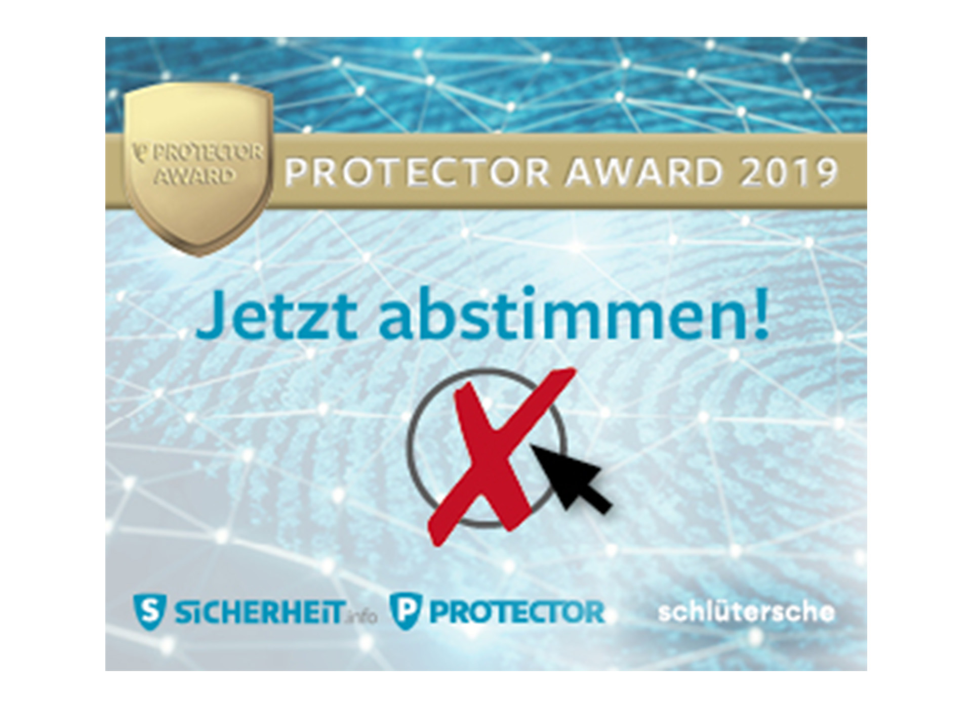 InnoSenT nimmt am PROTECTOR Award 2019 teil