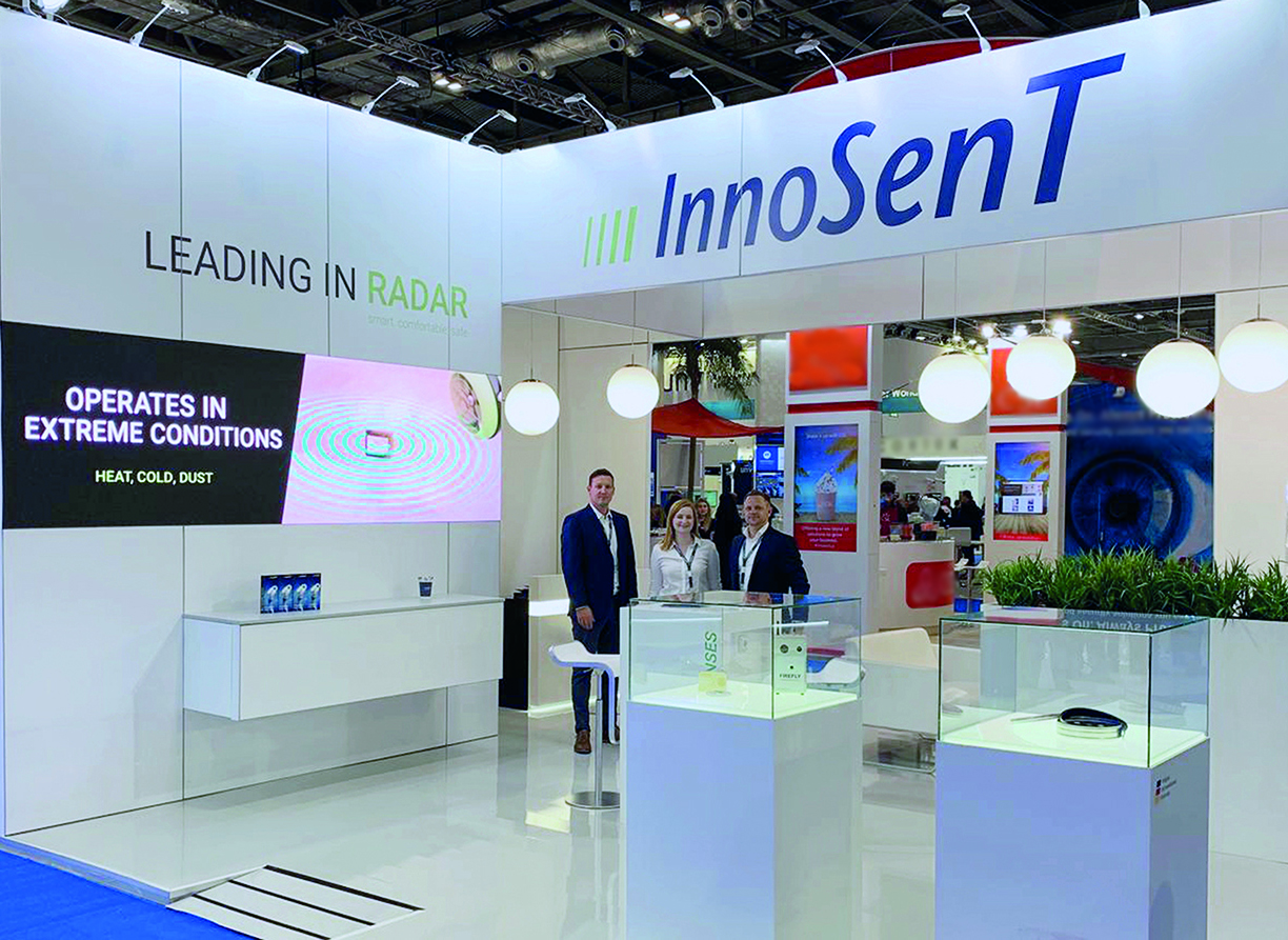 InnoSenT at IFSEC