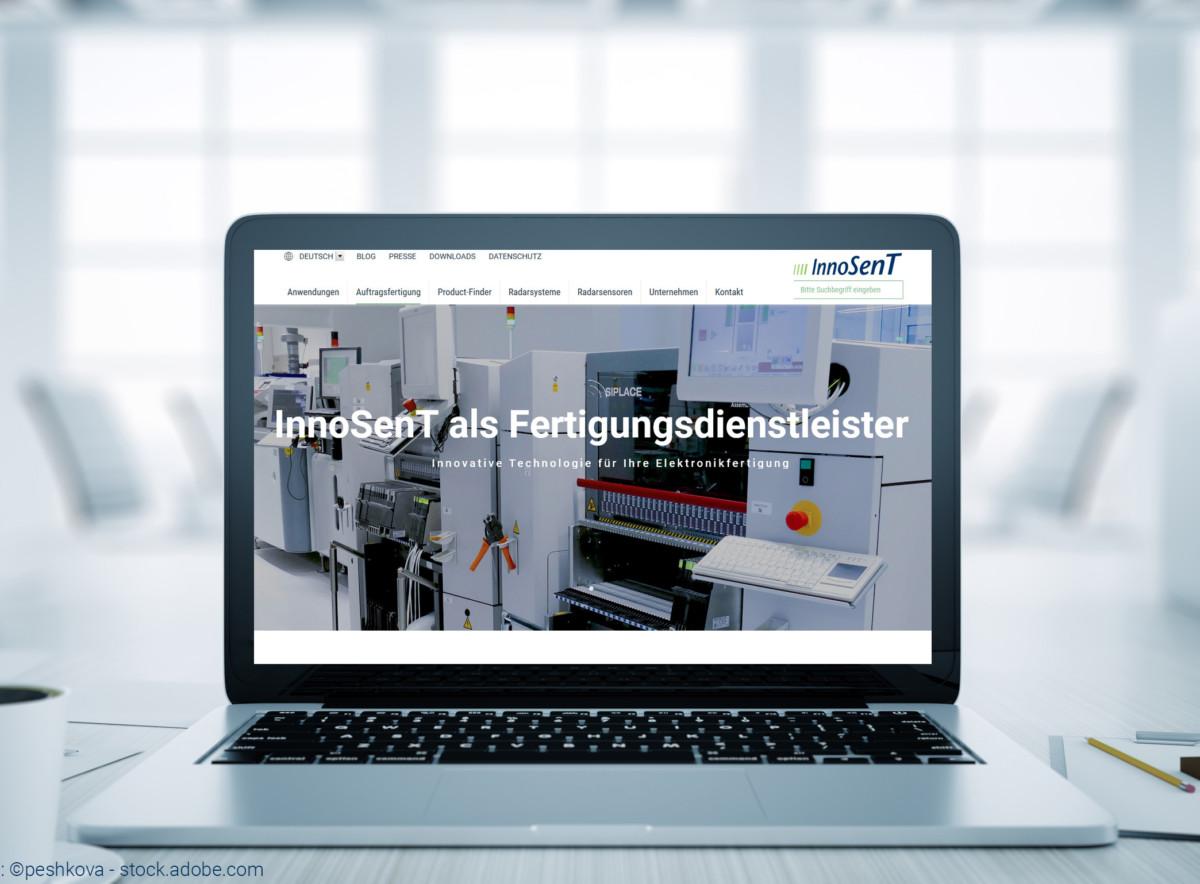 Neue Webpräsenz des EMS-Geschäftsbereichs (Bildquelle: ©peshkova - stock.adobe.com).