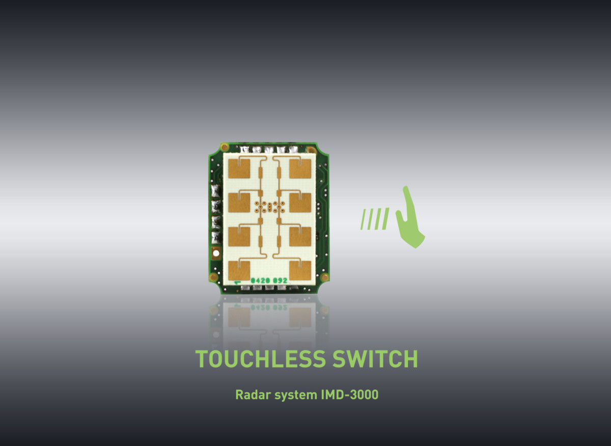 Radarsystem IMD-3000